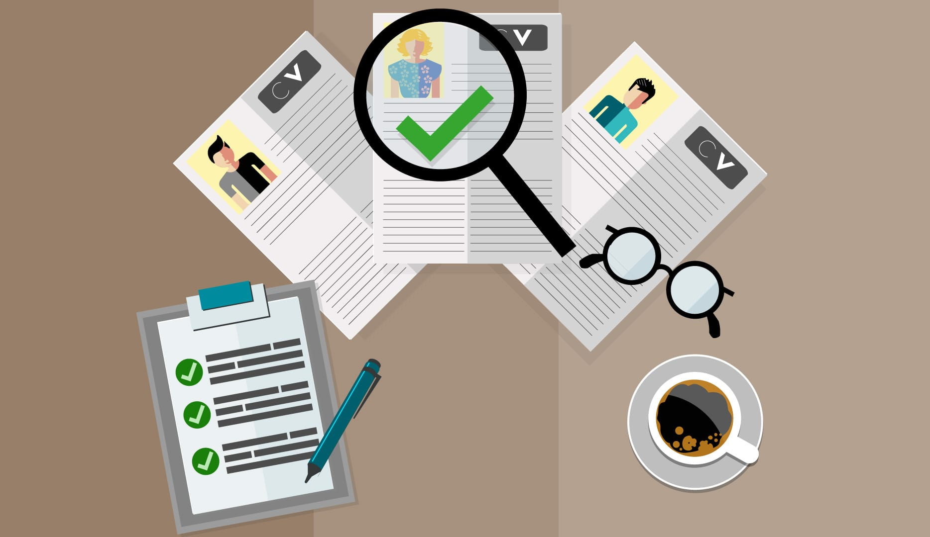 How To Recognize The Right Resumé