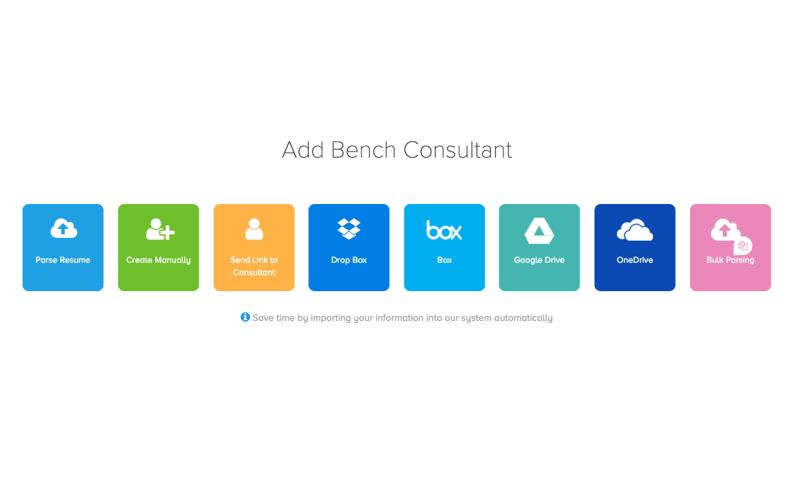 Manage TalentBench