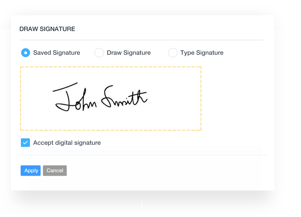 Digital Documents & eSignatures